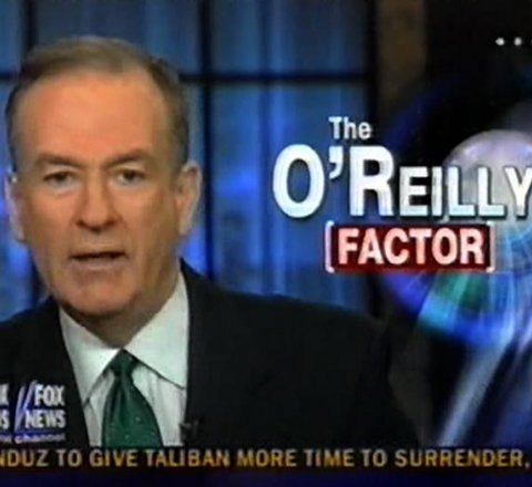 o reilly factor