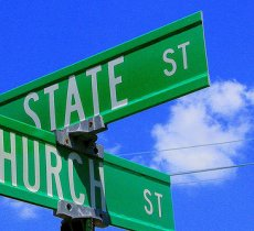 Church & State: (Not) A Love Story