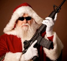School Shootings and Santa Claus: Ho, Ho, Holy Crap!