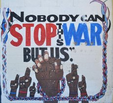 Stop War. Stop the Troops. Stop Support.