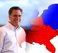 Romney wins the popular vote